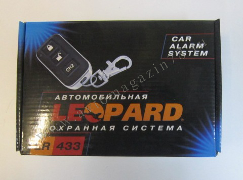 Сигнализация Sheriff APS 2600